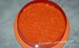 сельдь под шубой морковь