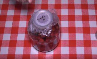 Настойка из клубники на водке