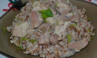мясная подлива из свинины рецепт с мукой в кастрюле