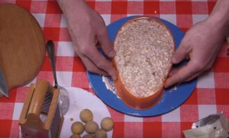 салат пасхальное яйцо с кукурузой