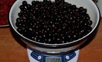 Варенье пятиминутка из черной смородины на зиму