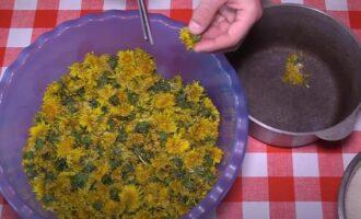 как приготовить варенье из одуванчиков пошаговый рецепт