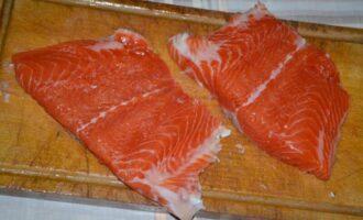 красная рыба сухого посола