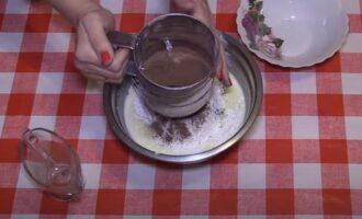 торт черный принц на кефире рецепт со сметанным кремом
