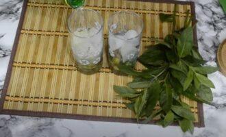 Рецепт Мохито со спрайтом и лаймом безалкогольный