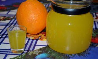 ликер оранчелло из апельсинов на водке