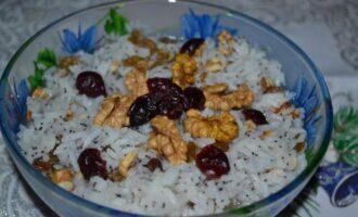 рисовая кутья с компотом