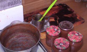 Аджика со сливами и помидорами