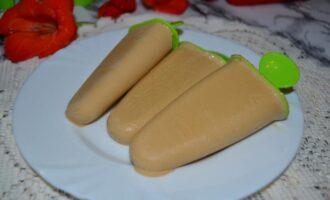 Мороженое крем брюле