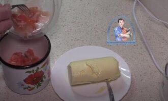 Масло с красной рыбой для бутербродов