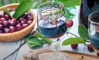 настойка из вишни на водке на 3 литровую банку