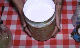 Помидоры с горчицей холодным способом