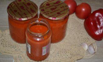 кетчуп из помидоров с болгарским перцем и луком на зиму