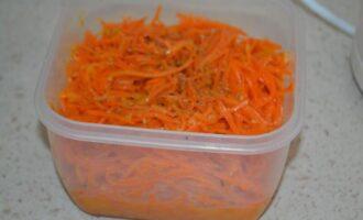 корейская морковь в домашних условиях без приправы