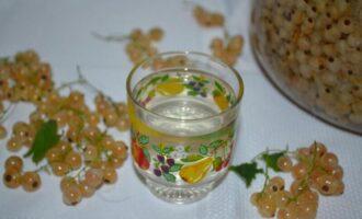 настойка из белой смородины на водке