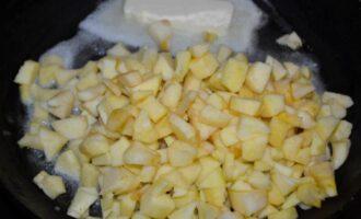начинка из яблок для пирожков