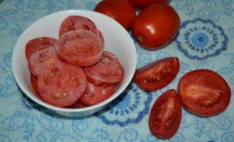 Как заморозить помидоры на пиццу