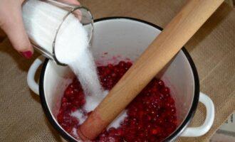 варенье калина с сахаром