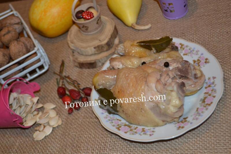 как приготовить домашнюю курицу чтобы она была мягкой и сочной