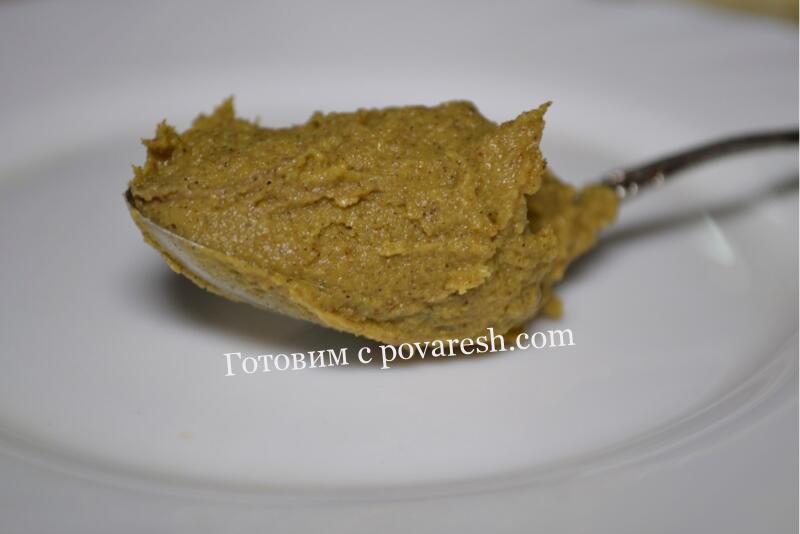 как сделать домашнюю горчицу из горчичного порошка на воде