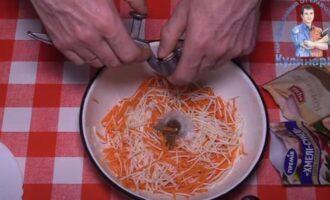 салат с сельдереем и морковью