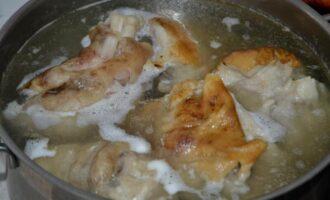 Как варить холодец из свинины