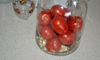 Рецепт засолки помидоров холодным способом