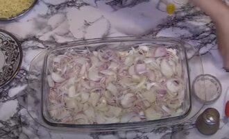 Свинина по французски в духовке с картошкой