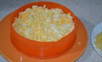 салат с ананасом и куриной грудкой классический рецепт
