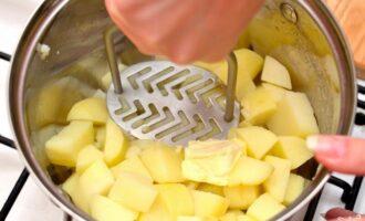 Чем заменить молоко в картофельном пюре