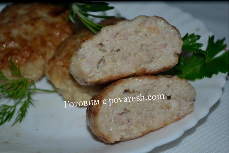 домашние котлеты из мясного фарша самый простой рецепт на сковороде