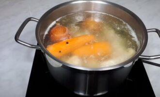 холодец из куриных бедрышек с желатином