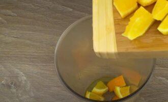 Варенье из черной смородины с апельсином на зиму