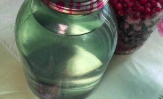 Быстрая наливка из замороженных ягод