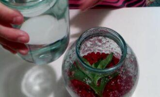 Настойка из красной смородины на водке