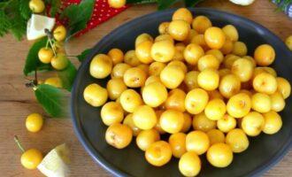 Густое варенье из черешни без косточек на зиму с лимоном