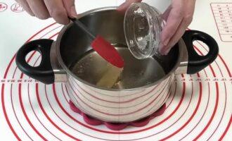 Глазурь на желатине для куличей