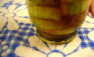 жареные кабачки на зиму с чесноком и зеленью