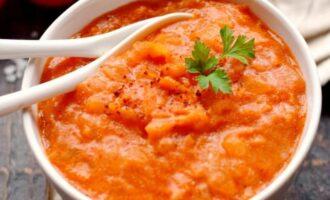 подлива из томатной пасты и муки для котлет