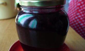 варенье из черной смородины через мясорубку