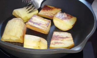 Салат из баклажаны на зиму с приправой для шашлыка
