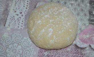 тесто для тертого пирога с вареньем на маргарине и сметане