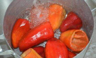 Болгарский перец для фарширования на зиму без стерилизации