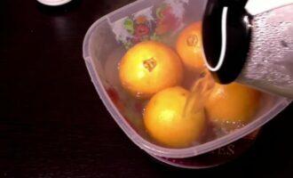 Сырое варенья из фейхоа с апельсином на зиму без варки
